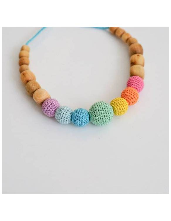 collar-porteo-lactancia-kangaroocare-aqua-simple-rainbow