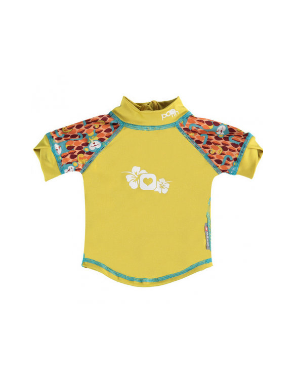 "Camiseta POP IN con filtro solar UPF50 \\""Monos\\"""