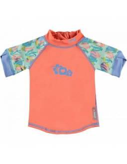 """Camiseta POP IN con filtro solar UPF50 \\""""Tortugas\\"""""""