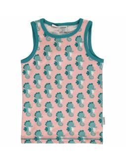 Camiseta Orgánica de Tirantes MAXOMORRA - Caballito de Mar