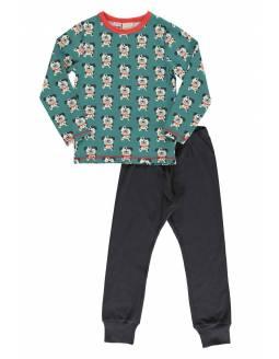 pijama-maxomorra-algodon-organico-dalmatas