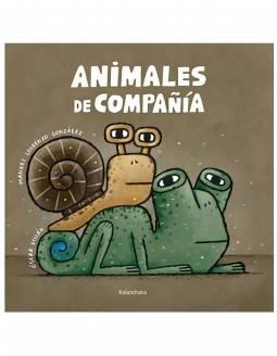 Cuento Infantil KALANDRAKA +5 Años - Animales De Compañía