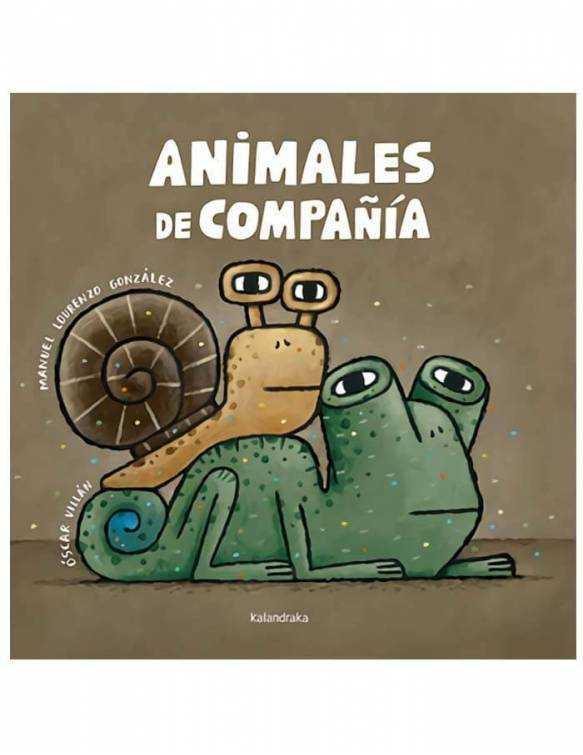 libro-infantil-animales-de-caompania-kalandraka-portada