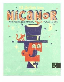Cuento Infantil KALANDRAKA +4 Años - El Señor Don Nicanor
