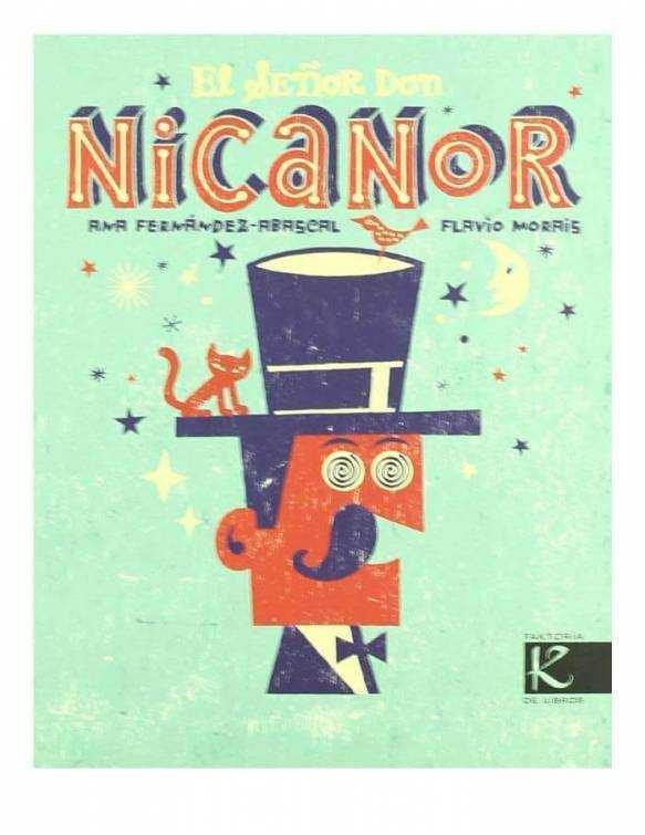 libro-infantil-don-nicanor-kalandraka-portada