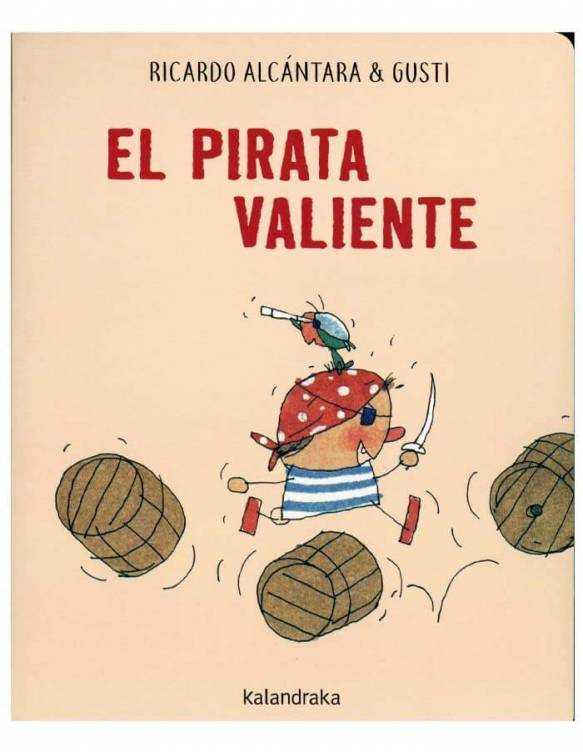 libro-infantil-el-pirata-valiente-kalandraka-portada