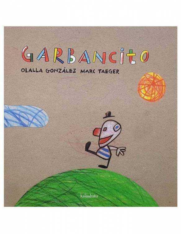 libro-infantil-garbancito-kalandraka-portada