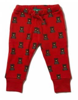 Pantalón Algodón Orgánico Little Green Radicals - Osos