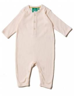 pelele-bebe-crema-algodon-organico-little-green-radicals