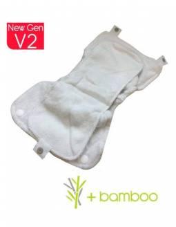 Absorbente Bambú POP IN Para El Día - Nueva Gen V2