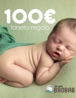 Tarjeta Regalo 100€ Le petit BAOBAB
