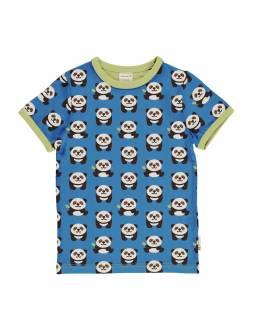 Camiseta Orgánica MAXOMORRA - Panda