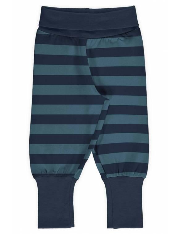 pantalon-maxomorra-algodon-organico-rayas-midnight