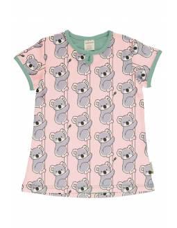 Camiseta Orgánica MAXOMORRA - Koala