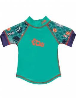 Camiseta POP IN con Filtro Solar UPF50 - Colibrí
