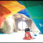 toshiko horiuchi macadam crochet knit net playground playscape6 150x150 - Toshiko Horiuchi y sus parques de ganchillo