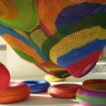 toshiko horiuchi macadam crochet knit net playground playscape7 150x150 - Toshiko Horiuchi y sus parques de ganchillo