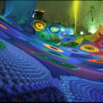 toshiko horiuchi macadam crochet knit net playground playscape9 150x150 - Toshiko Horiuchi y sus parques de ganchillo