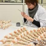 fabrica5 150x150 - Como se fabrica Sophie la Jirafa, técnicas artesanales tras 50 años