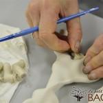 fabrica6 150x150 - Como se fabrica Sophie la Jirafa, técnicas artesanales tras 50 años