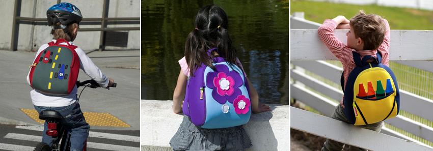 mochilas infantiles ecologicas