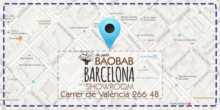 Le petit Baobab Showroom