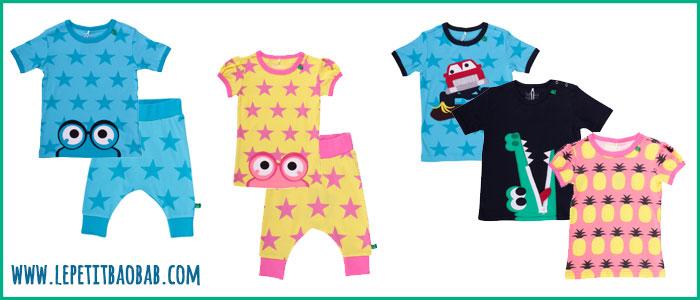 ropa divertida para bebes 1 - Ropa divertida para bebes: ¡Te presentamos a Fred!