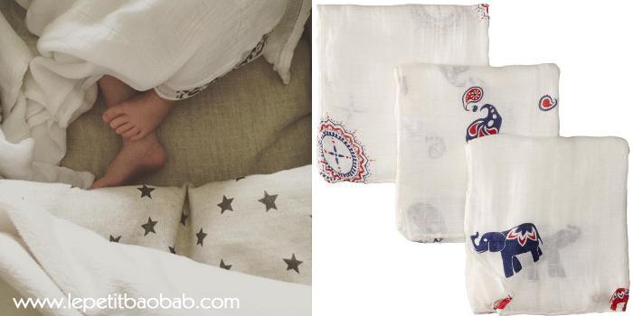 muselina sara carbonero diwali blog2 - Muselina Sara Carbonero: la mantita para bebés más codiciada