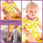 ropa maxomorra limones bebe nino 150x150 - Ropa Para Bebé Maxomorra: Moda Orgánica Sostenible A Todo Color