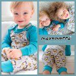 ropa maxomorra monito bebe nino 150x150 - Ropa Para Bebé Maxomorra: Moda Orgánica Sostenible A Todo Color