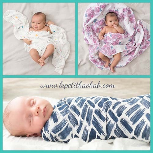 Las Mejores Muselinas De Bebé En Le Petit BAOBAB