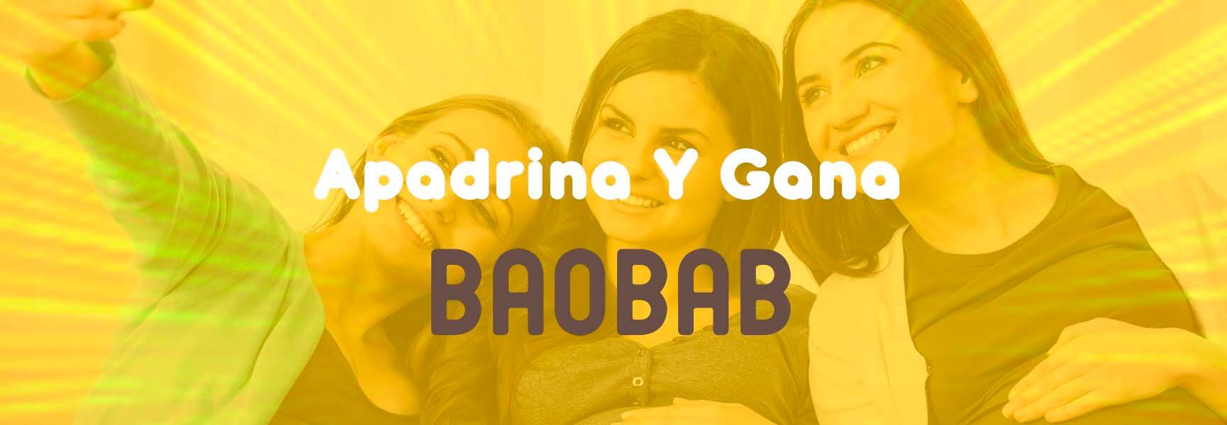Apadrina Y Gana Bebe | Le petit BAOBAB