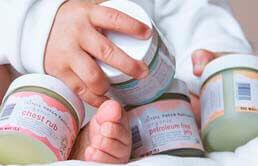 Cosmética Natural Para Bebés