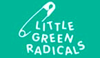 logo little green radicals le petit baobab