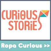 Ropa Bebé Curious Stories