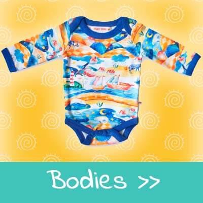 Bodies Bebe Algodon Organico