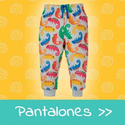 Pantalones Bebe Organicos