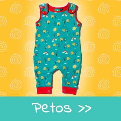 Petos Bebe Organicos