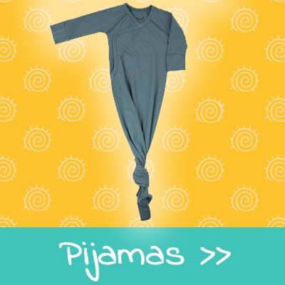Pijamas Bebe Organicos