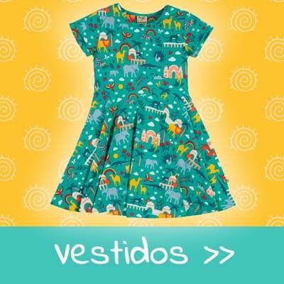 Vestidos Bebe Organicos