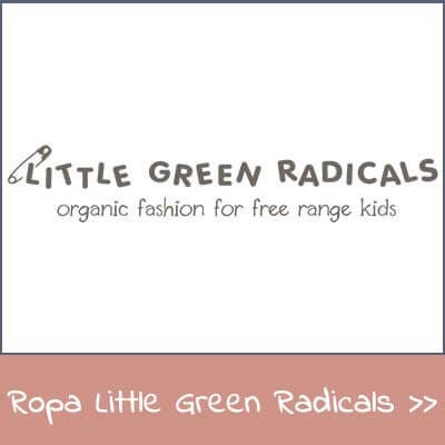 Ropa Bebe Little Green Radicals