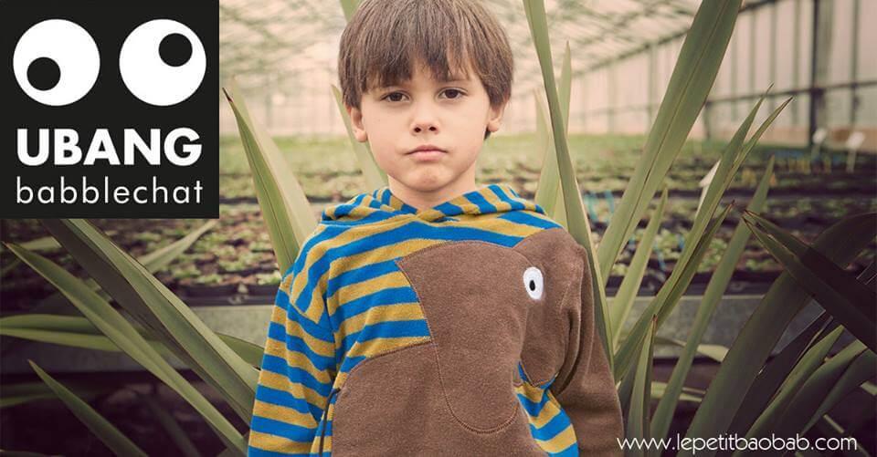 UBANG, ropa infantil
