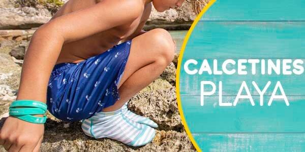 Calcetines Playa Bebe Niños