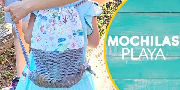Mochilas Para La Playa Bebe Niños